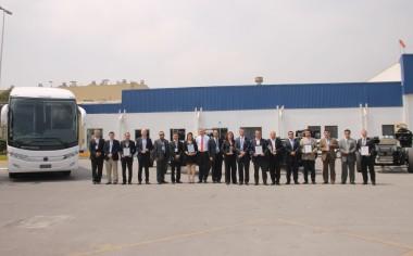 Daimler Buses México reconoce a sus mejores proveedores