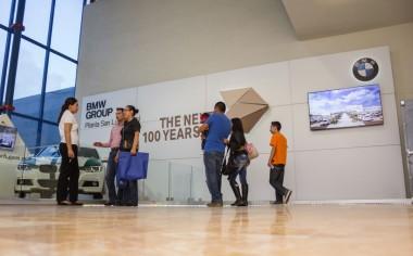 BMW participa en FENAPO 2016