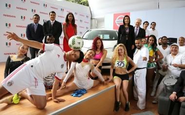 Nissan dona 14 vehículos al deporte nacional