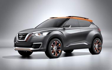 Próximamente Crossover Kicks de Nissan en México