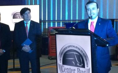 Mercedes-Benz Autobuses inaugura el primer Center Bus