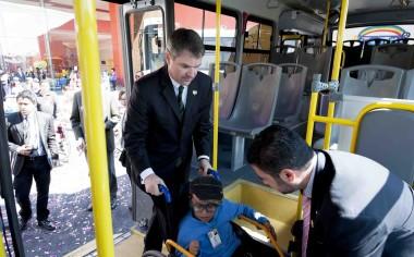 Movilidad: una prioridad para Mercedes-Benz  Autobuses