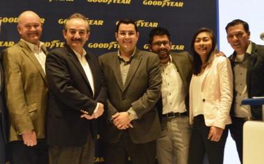 Ejecutivos de Goodyear y capacitados para la planta en San Luis Potosí_1
