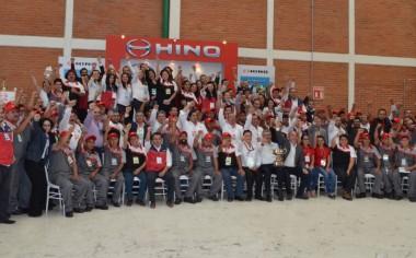 HINO inaugura Centro de Entrenamiento y celebra Skill Contest 2016