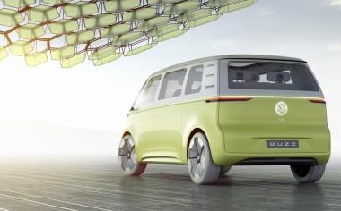 Movilidad eléctrica con el I.D. Buzz de Volkswagen