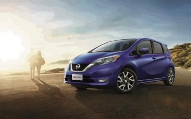 Nissan presenta la nueva imagen del hatchback NOTE