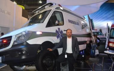 Sprinter 4×4, camioneta ideal para México