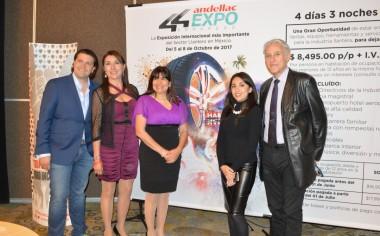 Expo Congreso Andellac, plataforma para mostrar avances