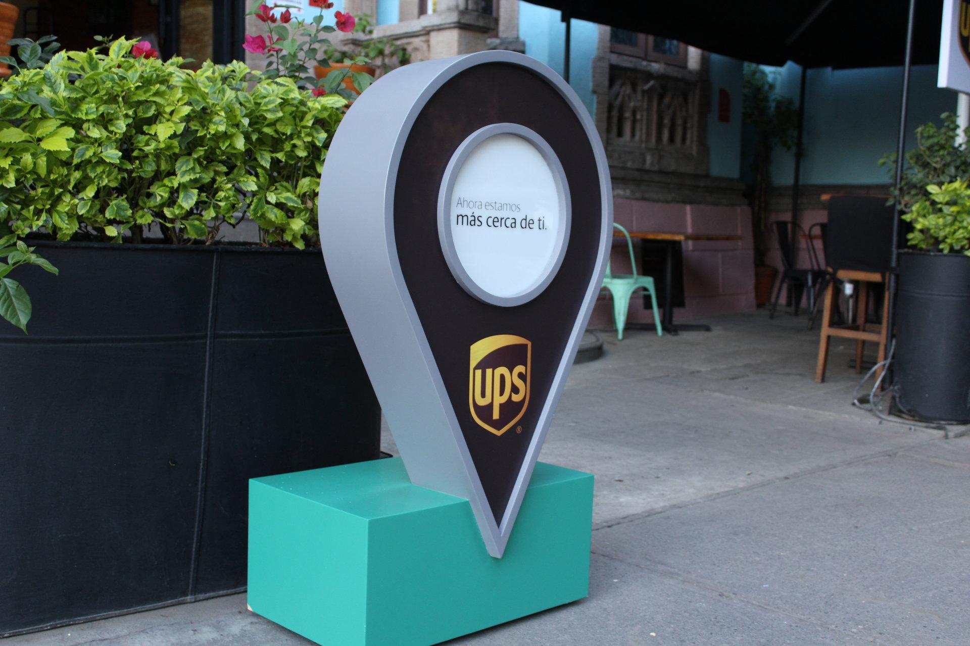 UPS busca duplicar centros de envió en México