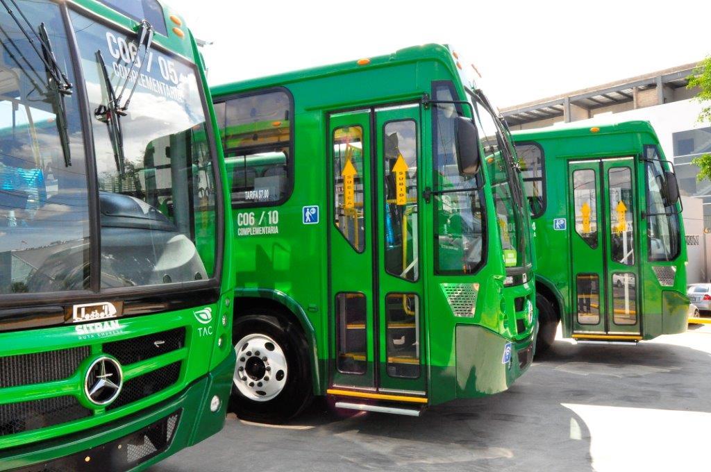 Mercedes-Benz Autobuses renueva flota de Ruta 136 A en Guadalajara