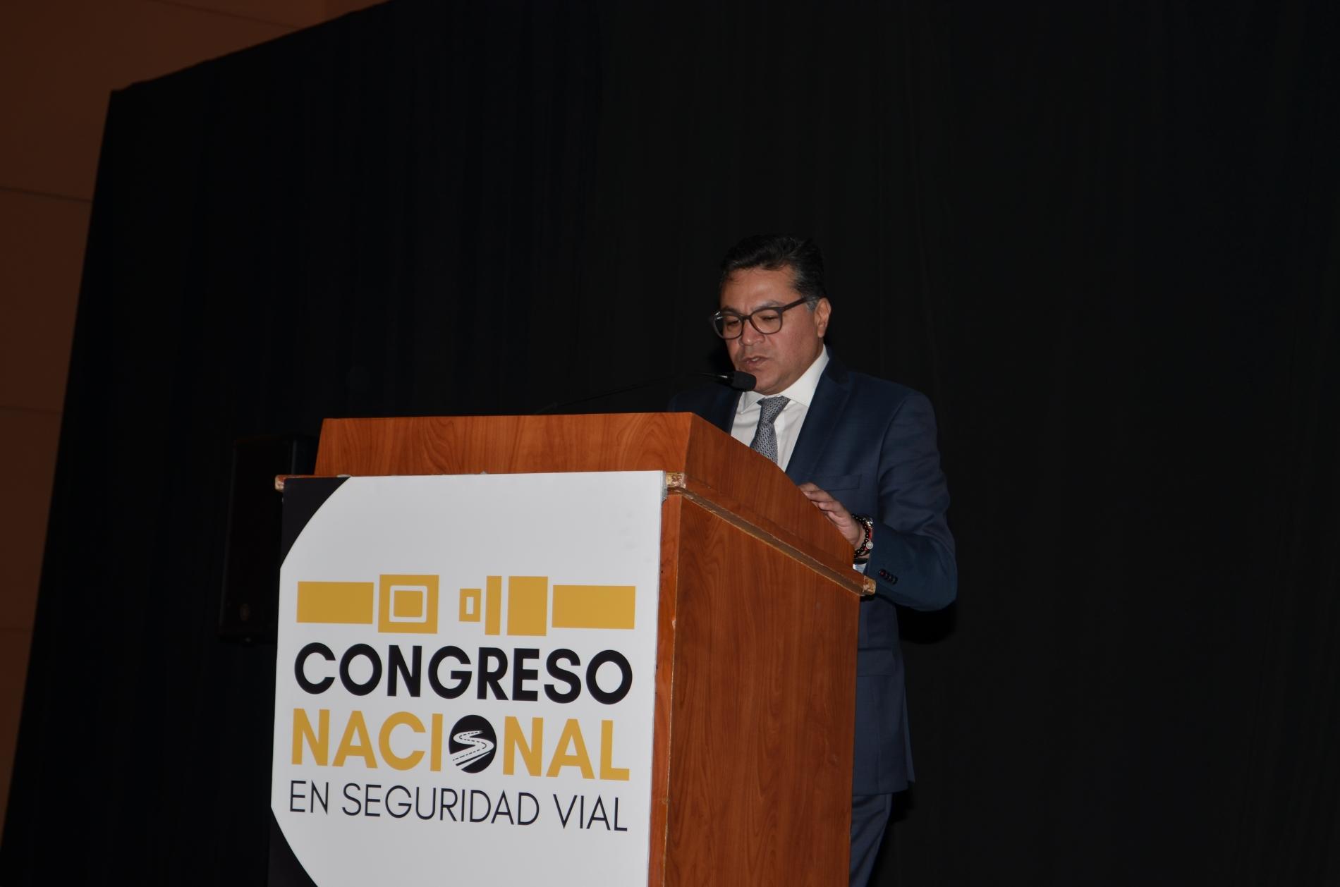 Congreso Nacional en Seguridad Vial, sinergias en pro de la competitividad