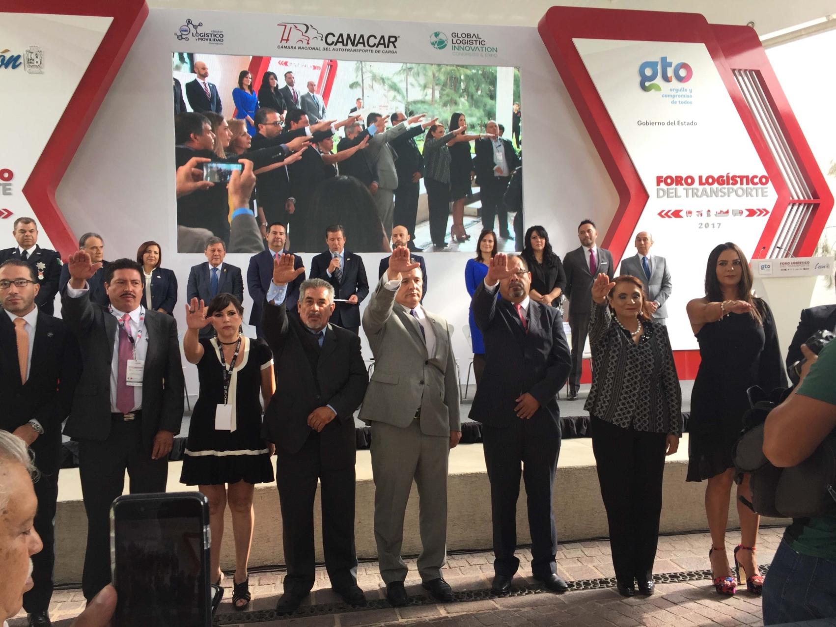 Se conforma primer Clúster Logístico y de Movilidad en Guanajuato