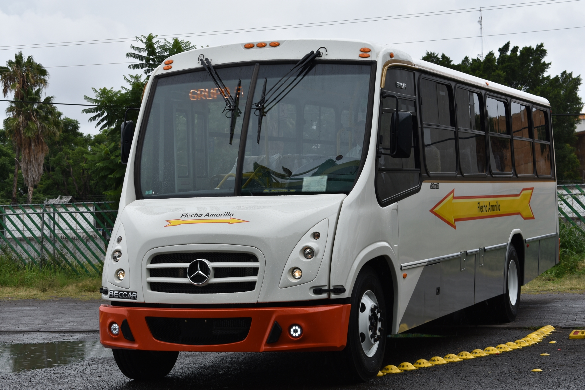 354 nuevos autobuses Mercedes-Benz para Grupo Flecha Amarilla