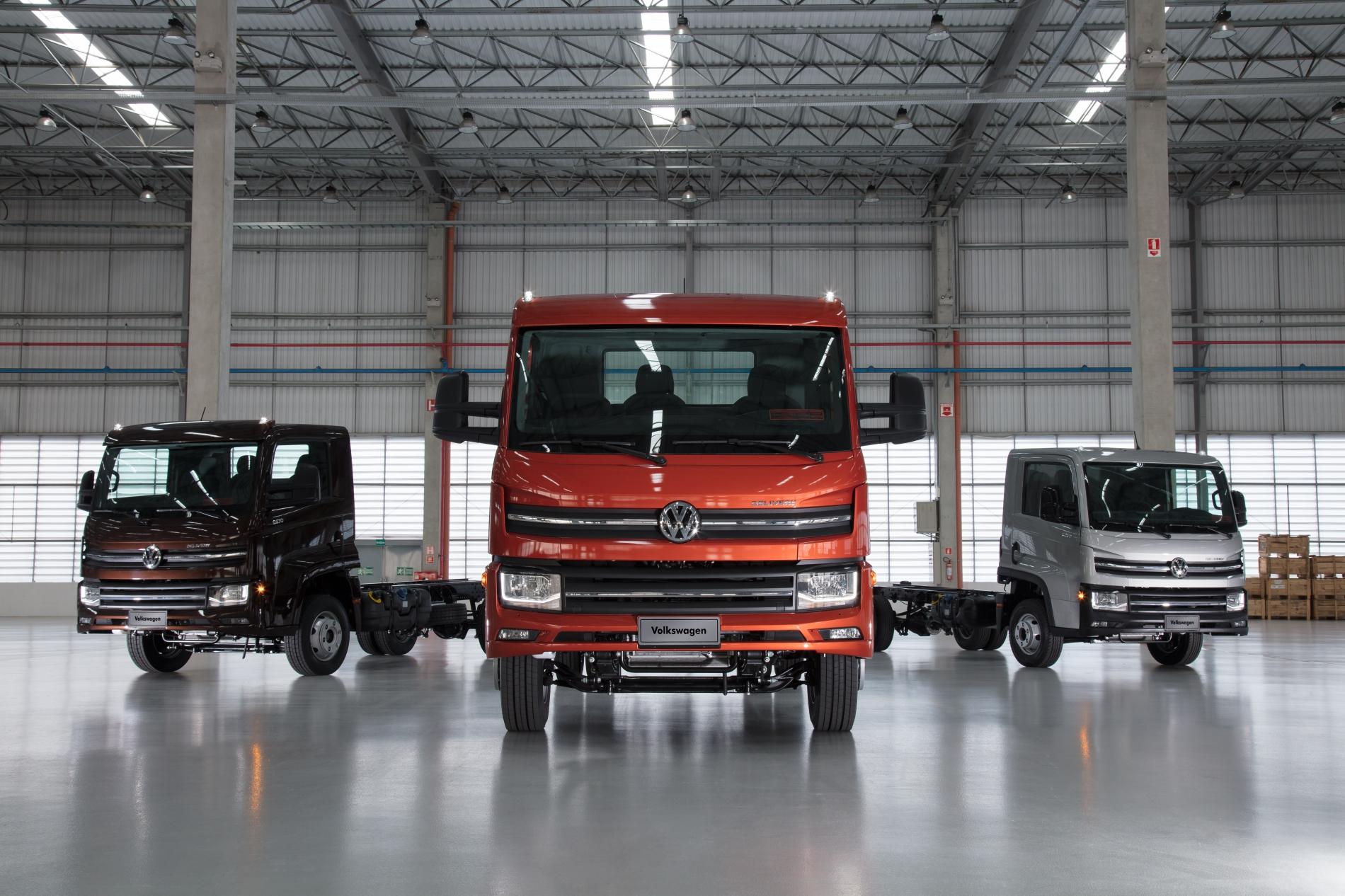 Nueva familia VW Delivery, totalmente latinoamericana