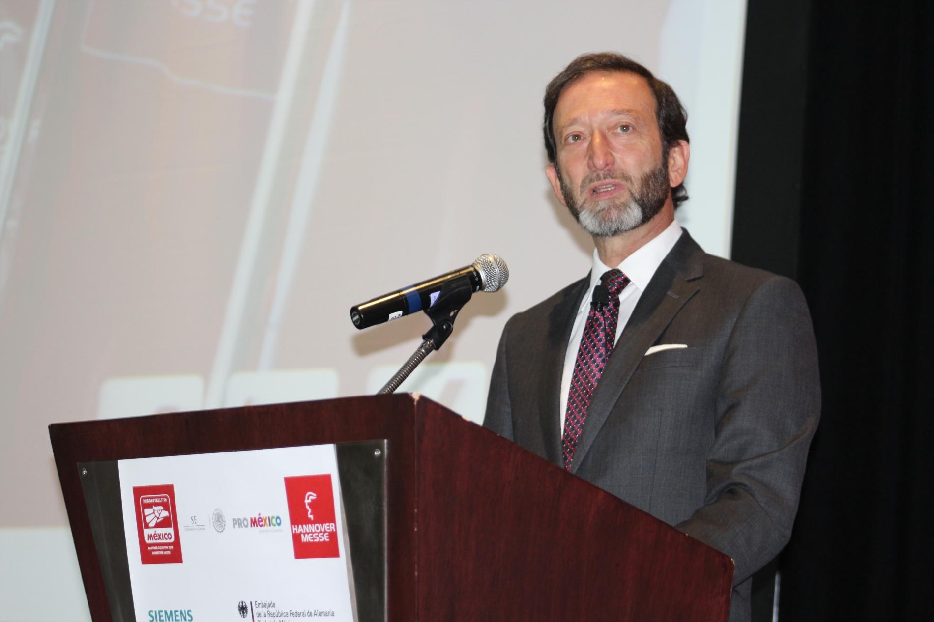 Alianza Siemens-ProMéxico garantiza participación de México en Hannover Messe