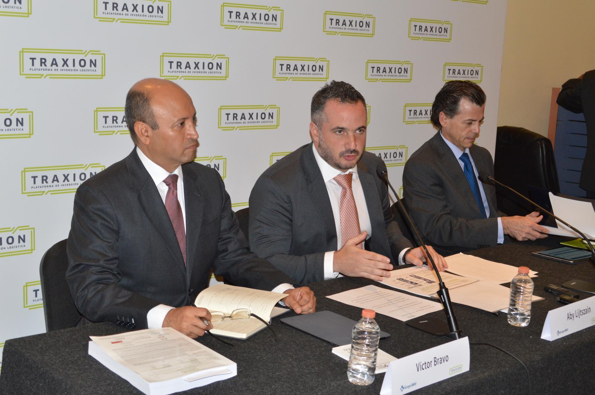 Traxión, primera empresa de autotransporte en cotizar en la BMV