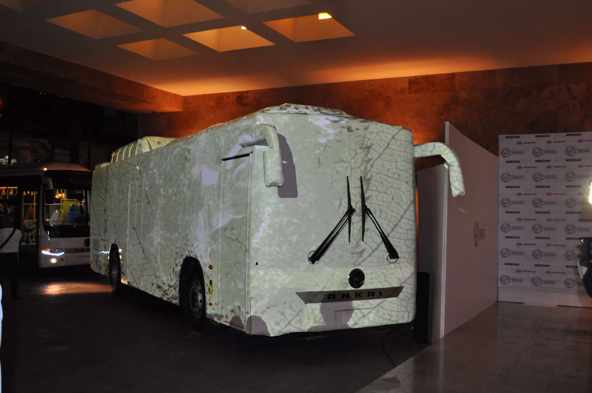 EGS Trucks: gas natural al rescate del transporte público en México