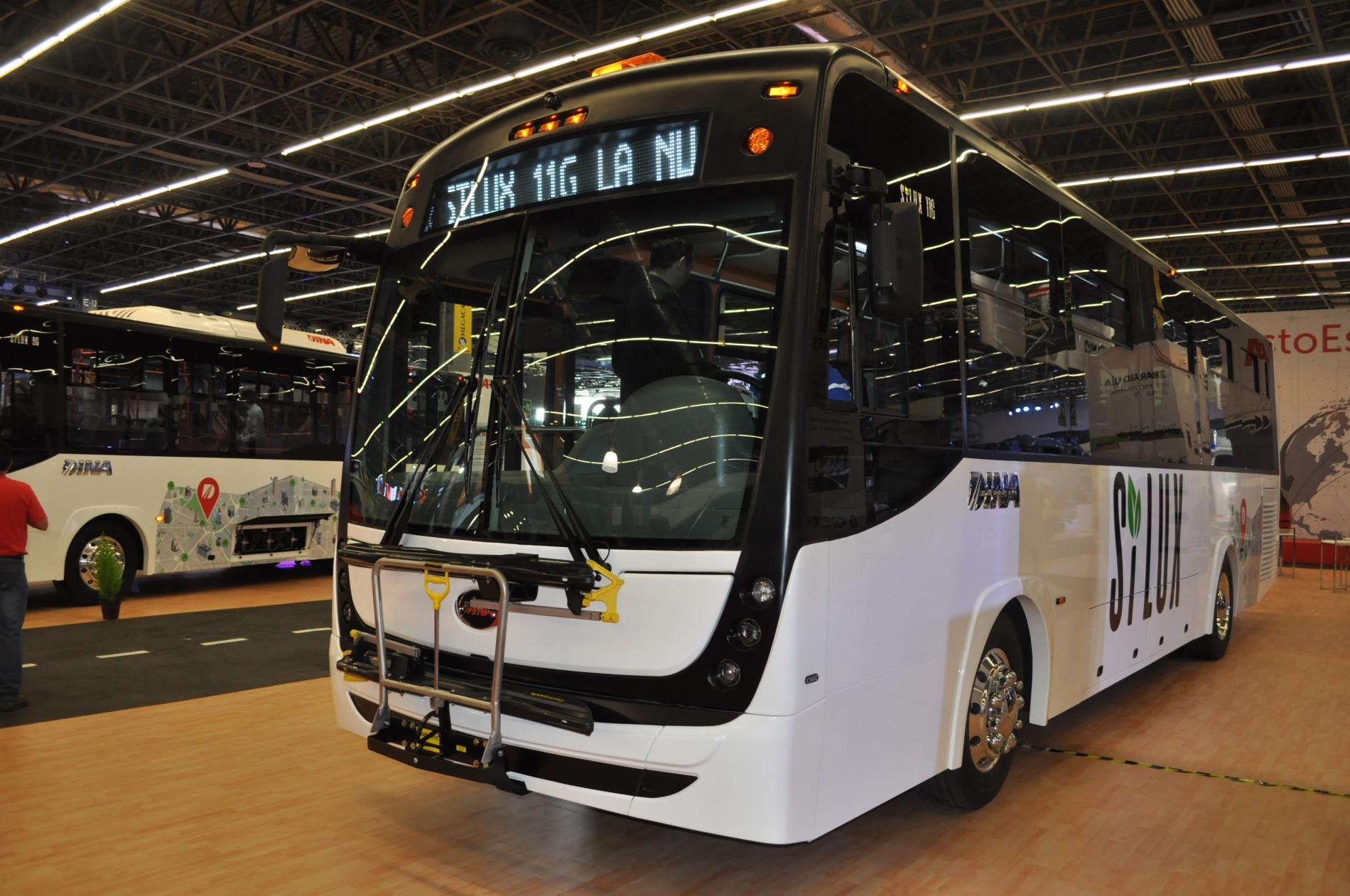 Silux, la solución de DINA para la movilidad sustentable