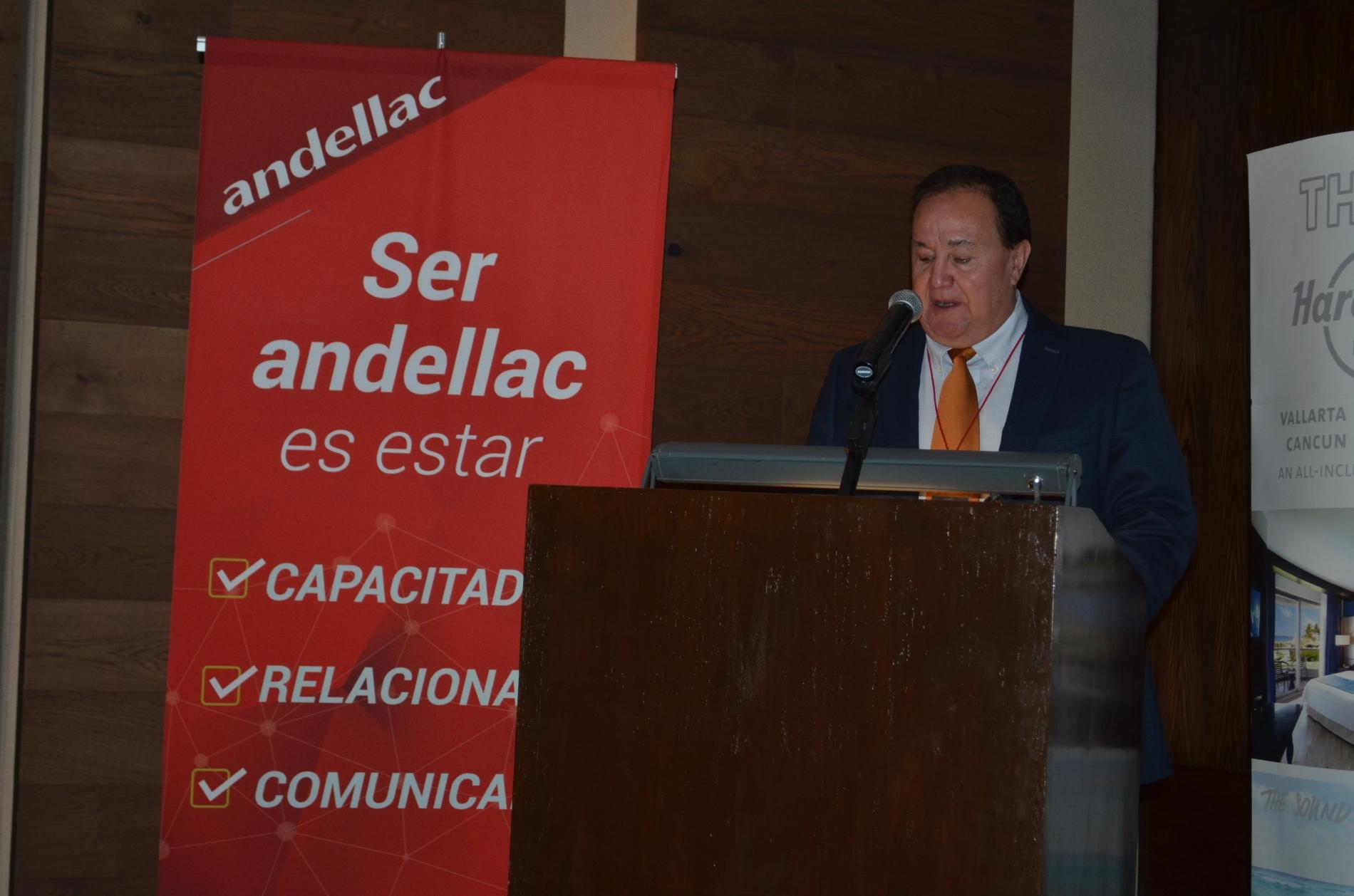 Andellac se actualiza rumbo a su 45 Expo Congreso