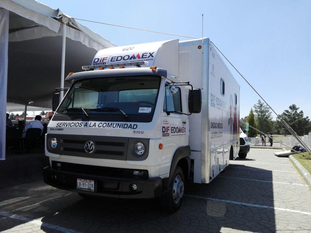 DIFEM pone en marcha unidades móviles Volkswagen Delivery