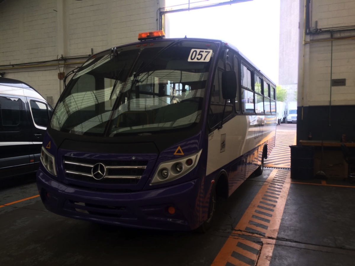 Corredor Chapultepec-Valle Dorado se renueva con Mercedes-Benz Autobuses