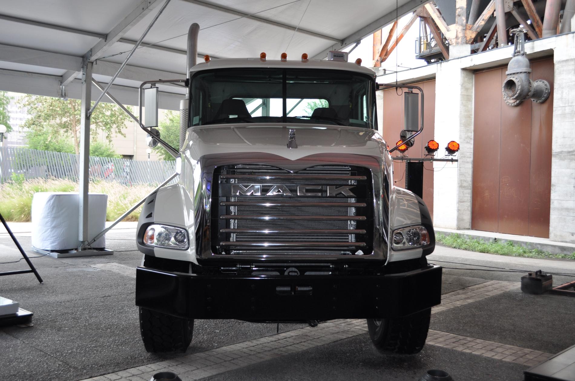 Truck Show de Volvo: experiencia única para hombres-camión