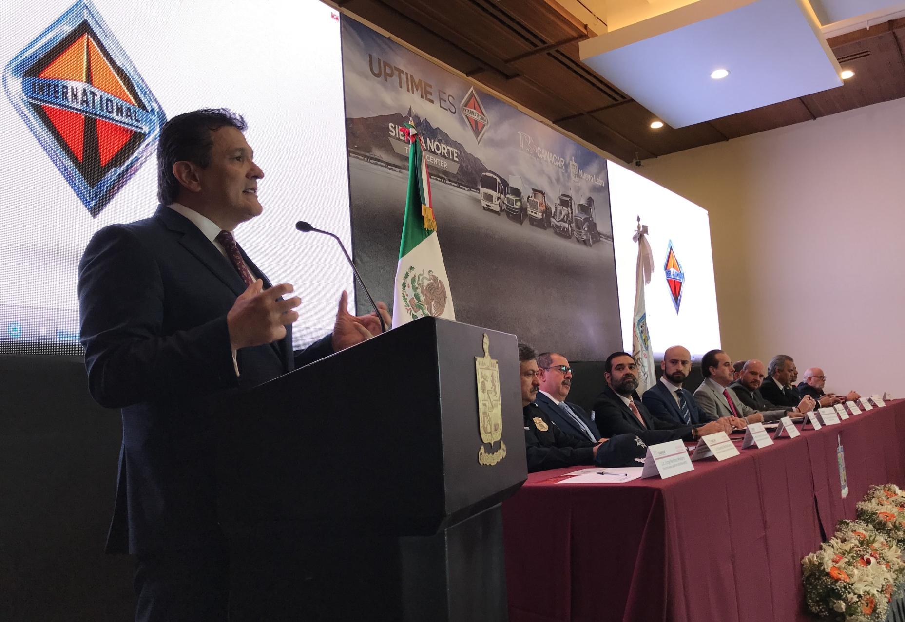 Nuevo León, referencia de progreso para el autotransporte: EGM