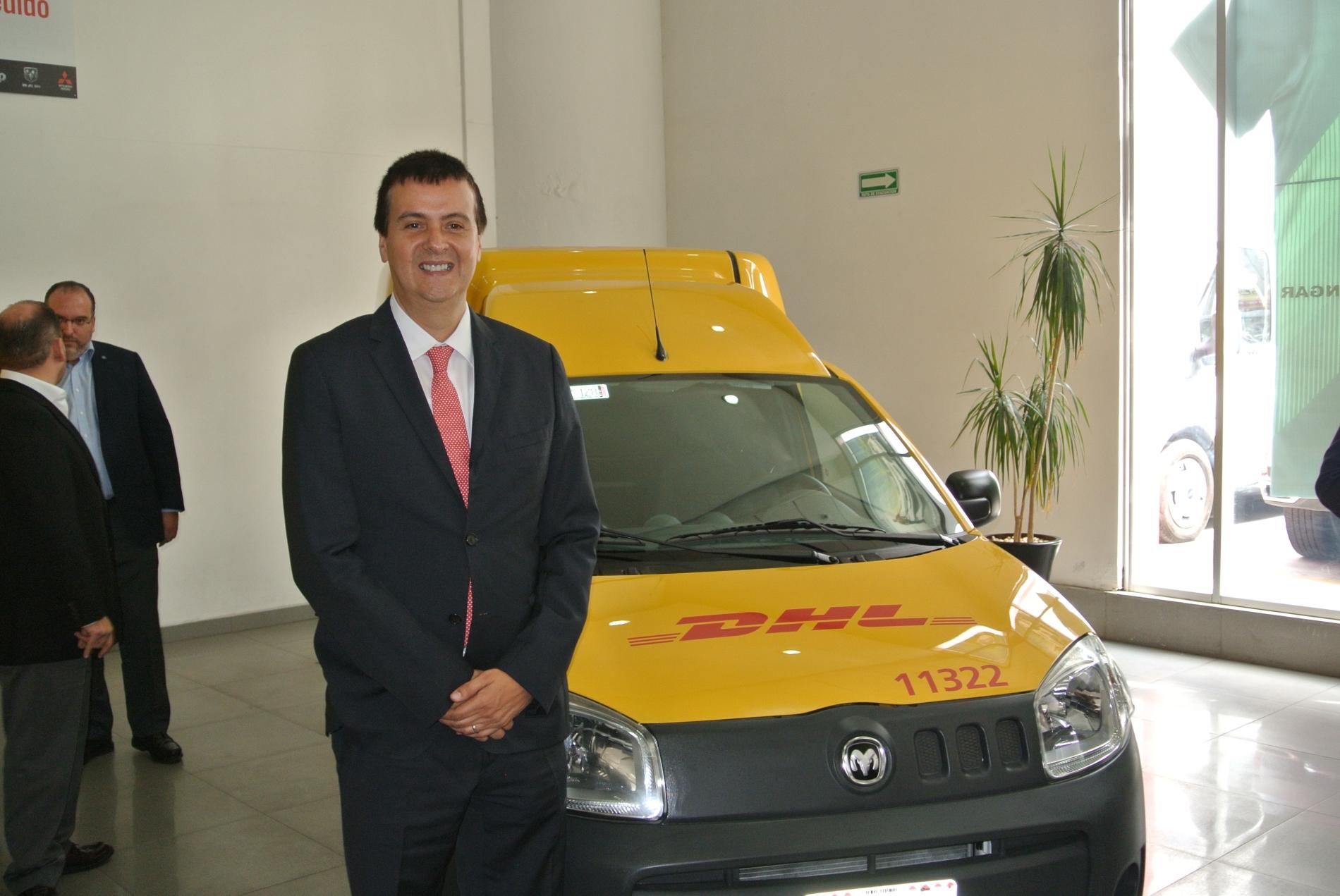 RAM ProMaster Rapid, el vehículo perfecto para DHL México