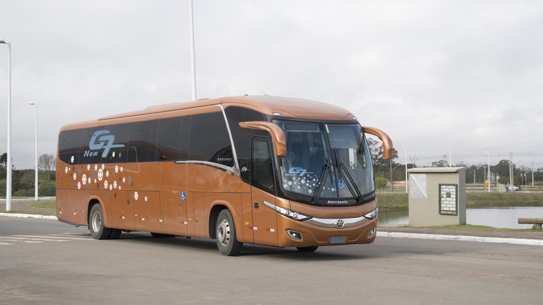 New G7: Marcopolo se renueva en autobuses foráneos