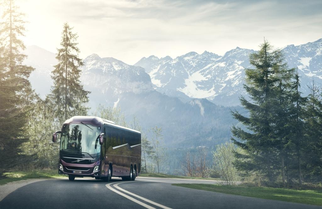 Volvo exhibe renovada gama de buses foráneos en la IAA