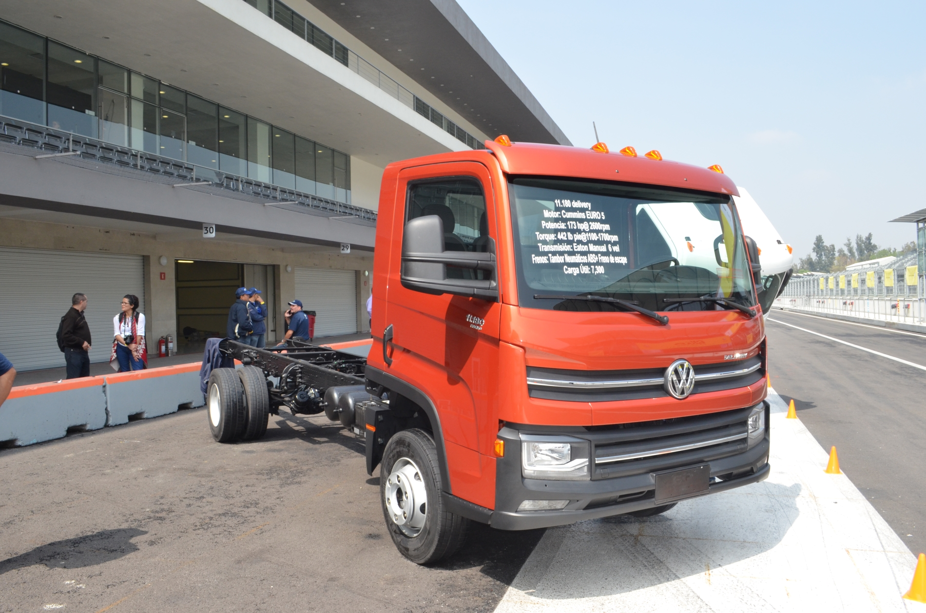 MAN Truck & Bus cierra gira ON THE ROAD Drive Experience en la CDMX