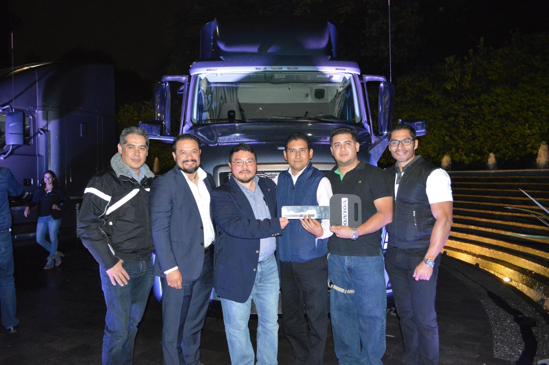 Truck Show de Volvo, en CDMX con nuevas ofertas para el pequeño transportista