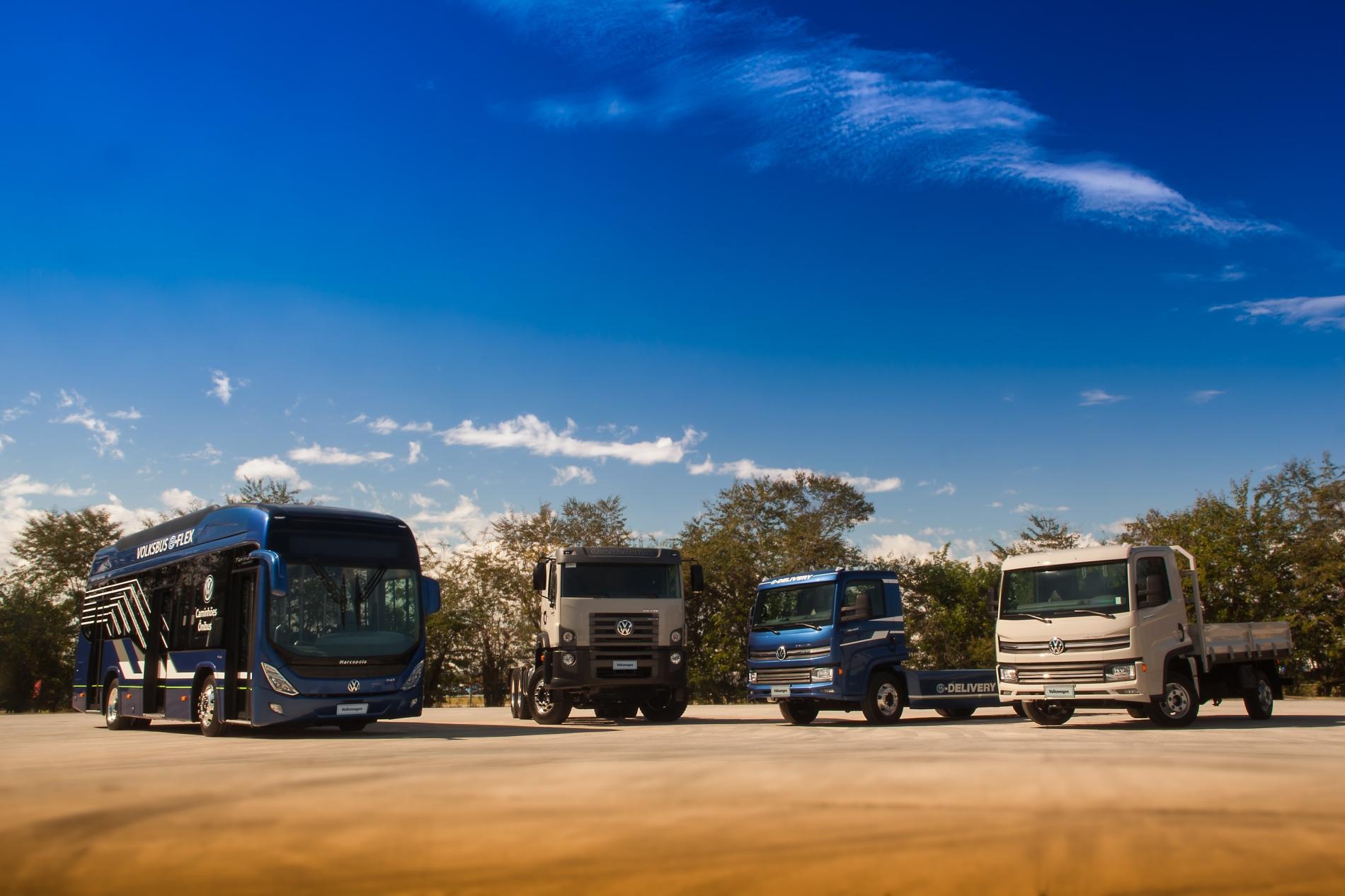 Volkswagen Camiones y Autobuses inicia una nueva era en la IAA Hannover