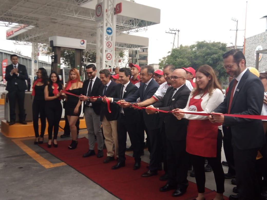 Total abre estación y primera tienda de conveniencia en territorio nacional