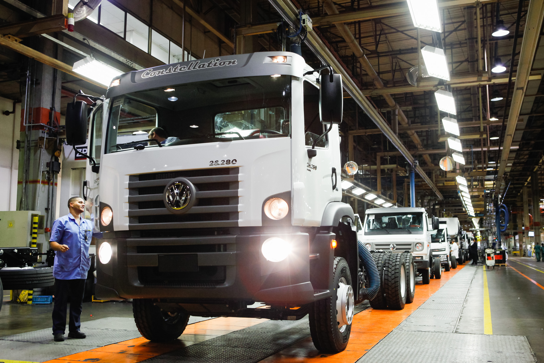 Volkswagen Camiones y Autobuses gana premio de exportación en Brasil