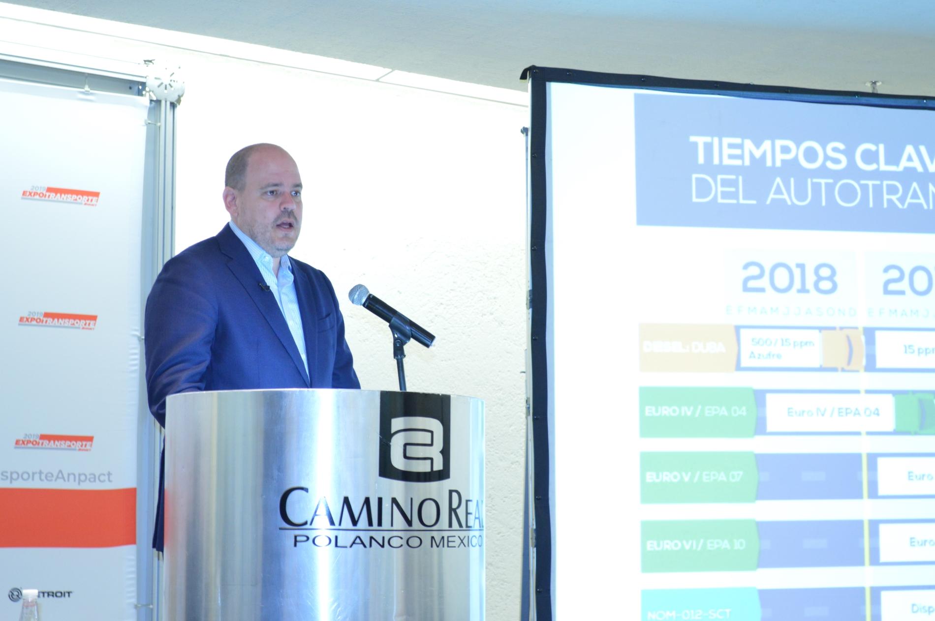 Expo Transporte 2019, con 78 % de avance en comercialización de espacios