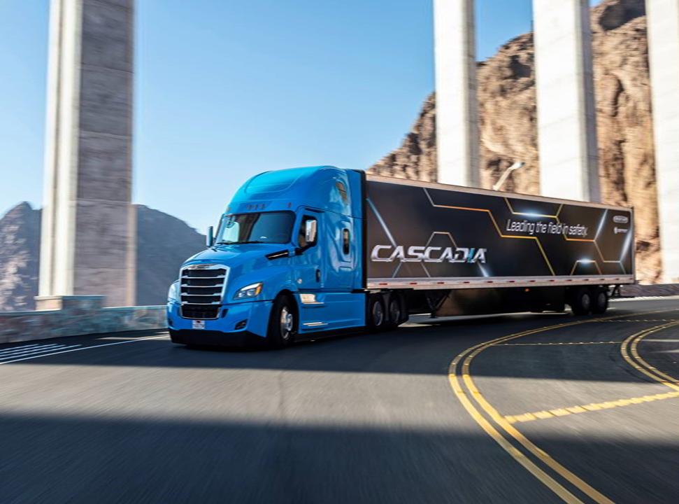Daimler Trucks Norteamérica toma rumbo hacia la automatización