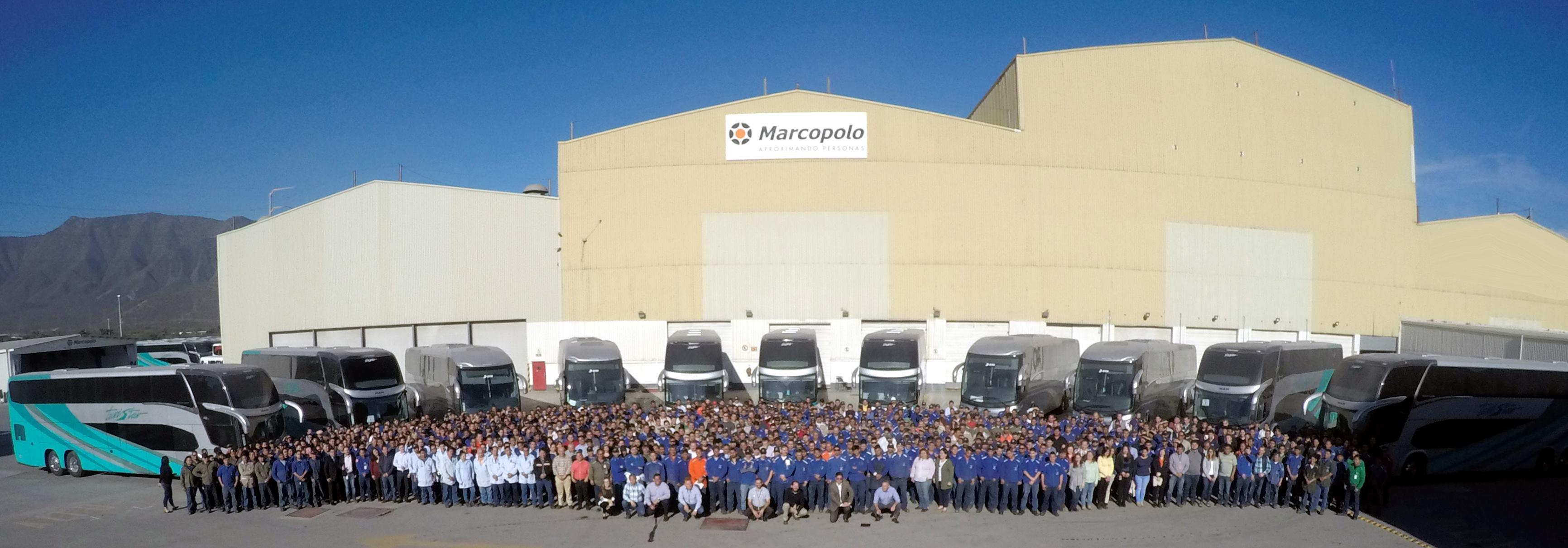 Marcopolo, con grandes retos en 2019