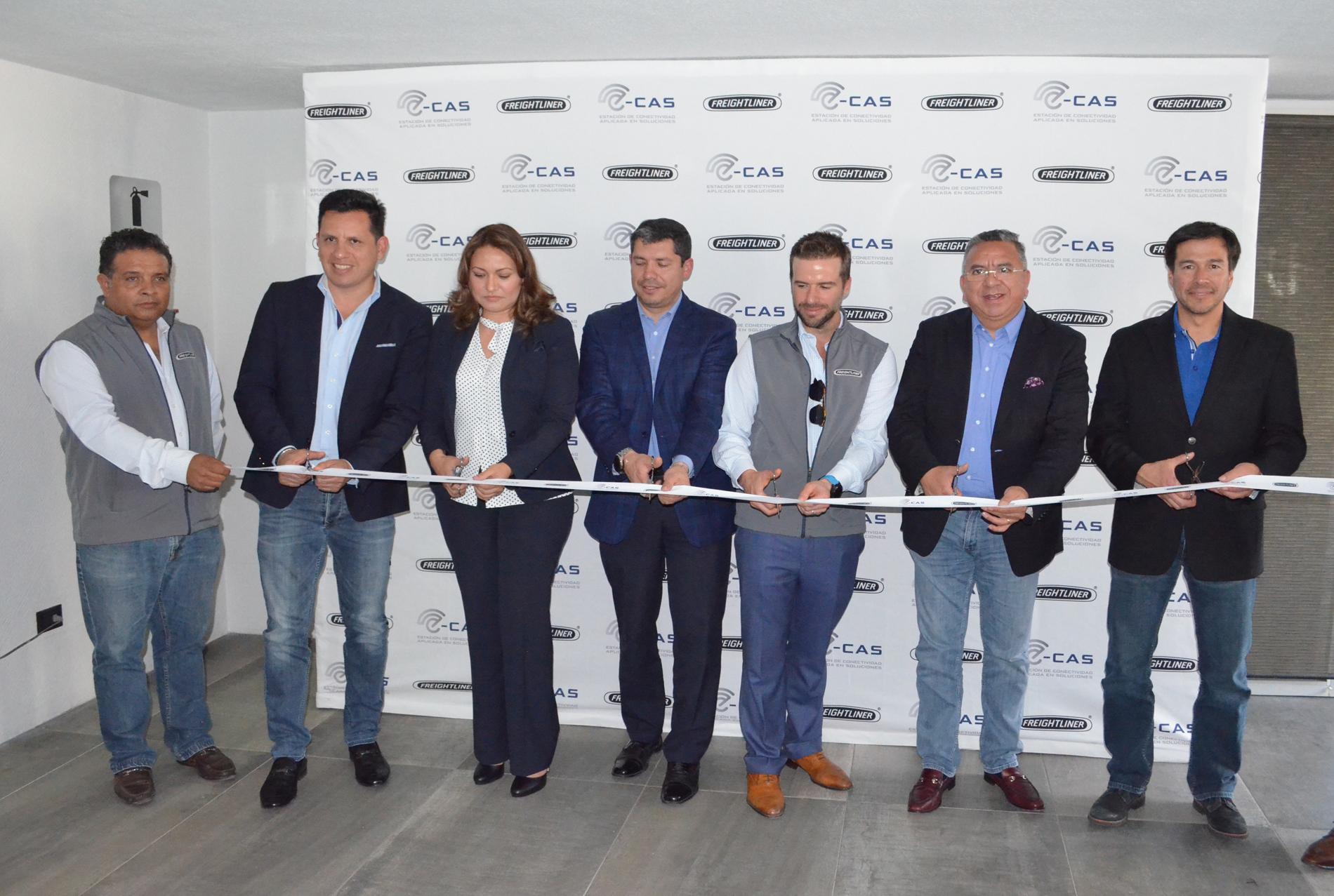 Enlace Freightliner 2.0, un paso adelante en materia de conectividad