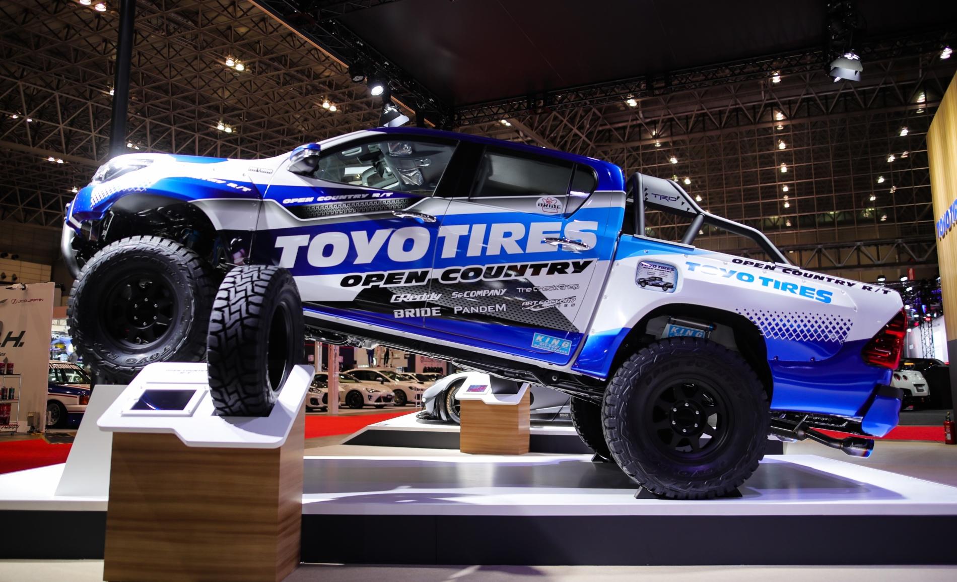 Tavo Vildósola va por la revancha con Toyo Tires