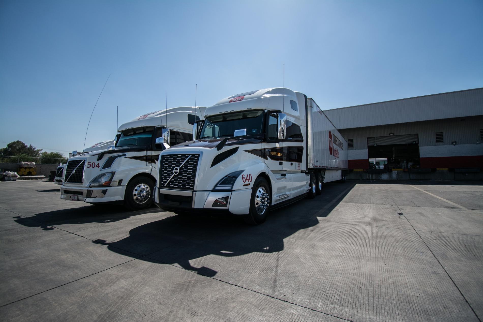 Volvo VNL: uptime y seguridad para Tresguerras Logistics