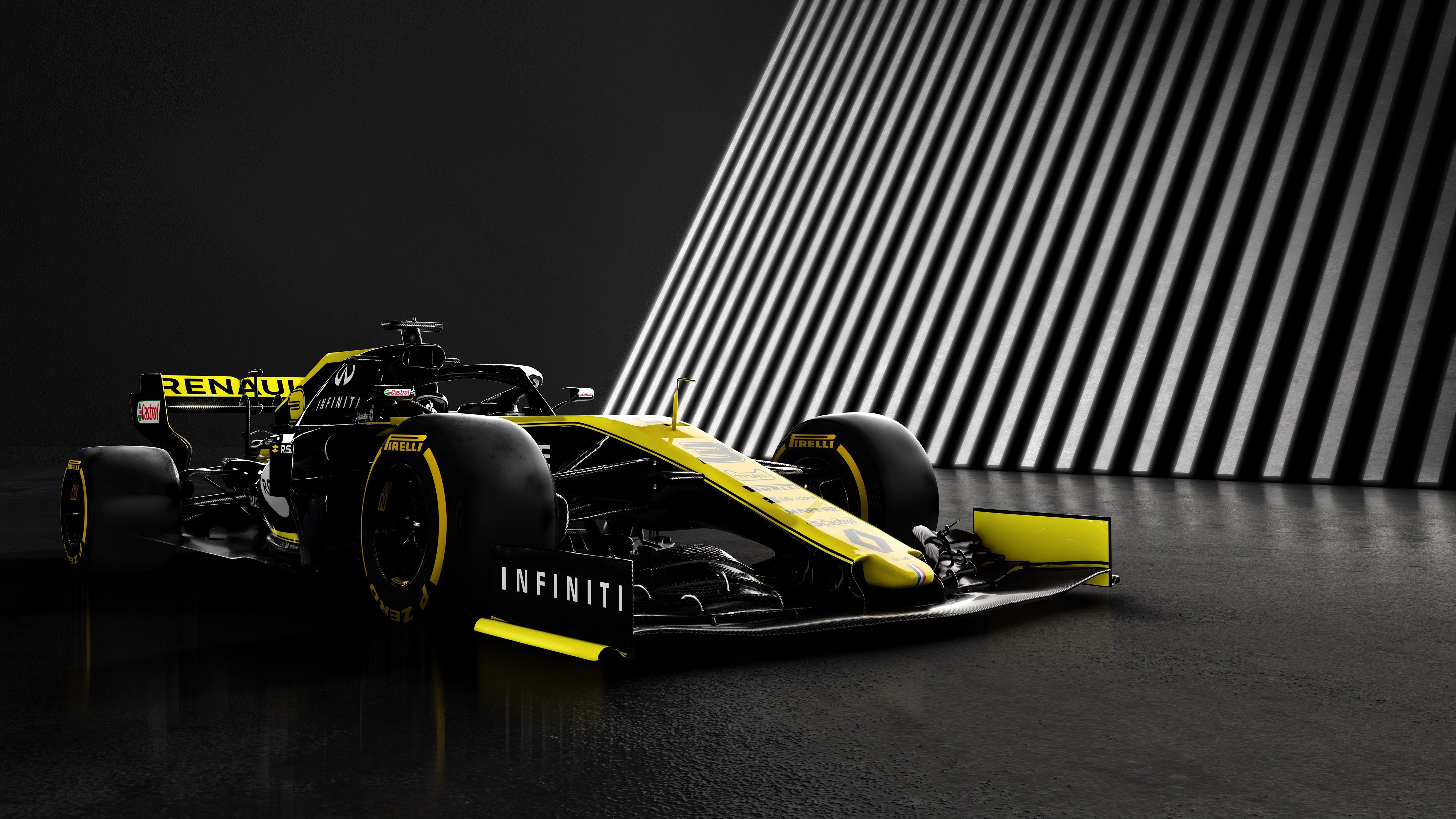Renault F1 Team con sangre nueva para este 2019