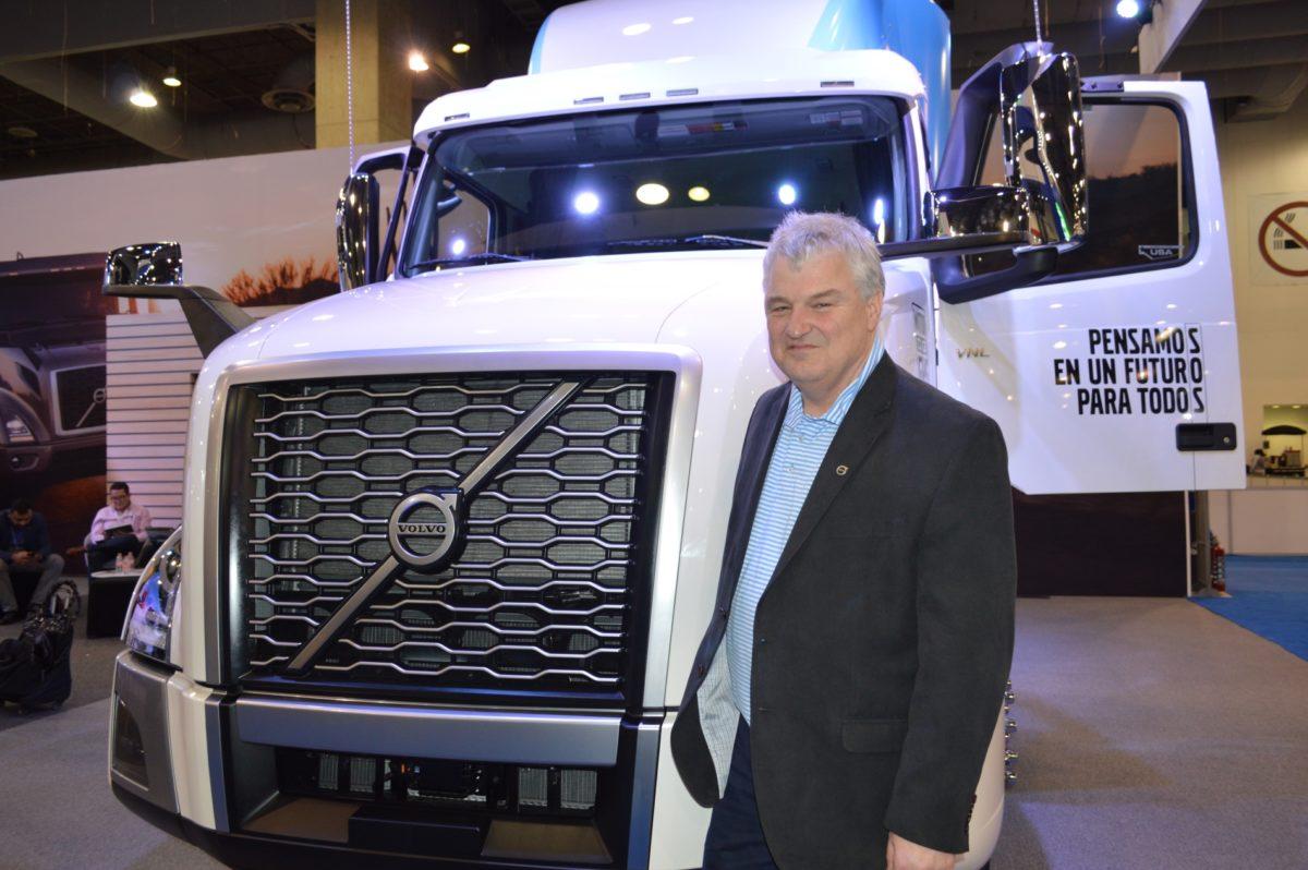 Volvo presenta Super Truck: el futuro hecho realidad