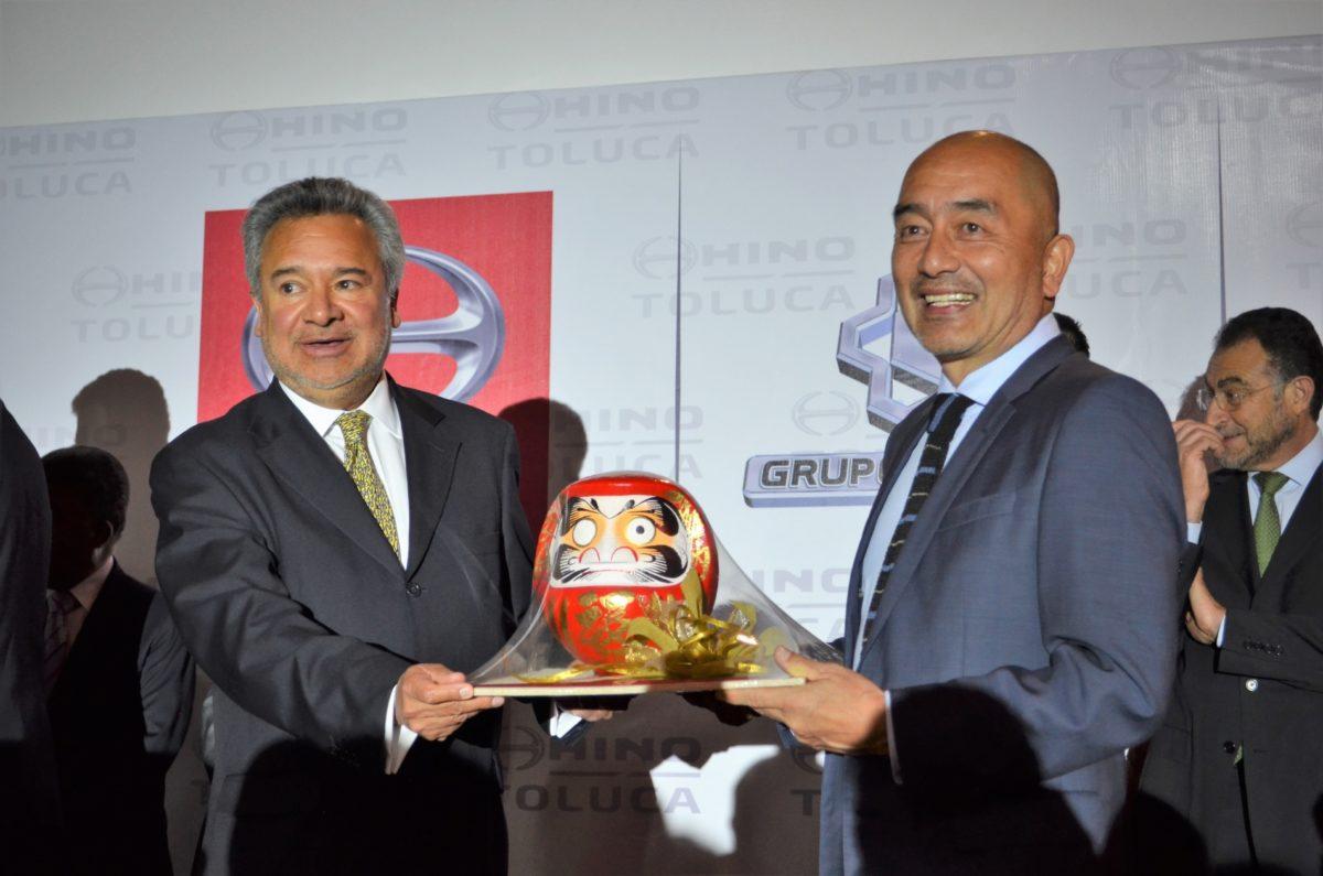 Hino refuerza presencia en Toluca