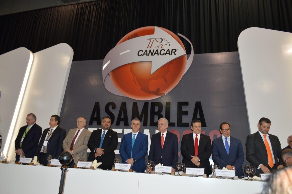CANACAR y SCT: sinergia por la profesionalización del autotransporte