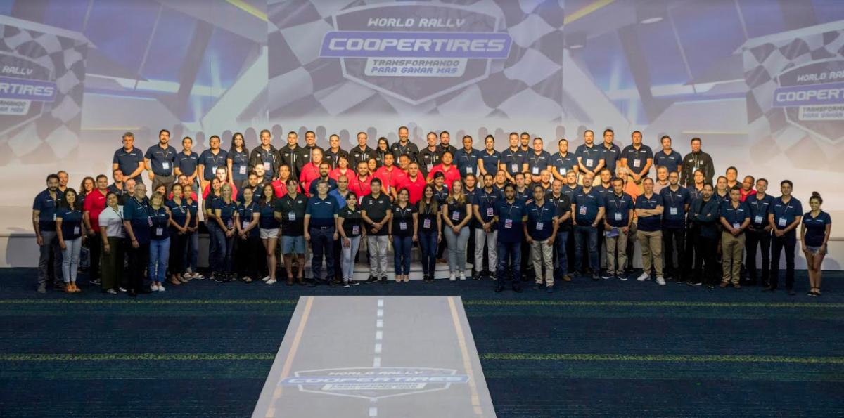 Cooper Tires reúne a distribuidores en su Convención Anual