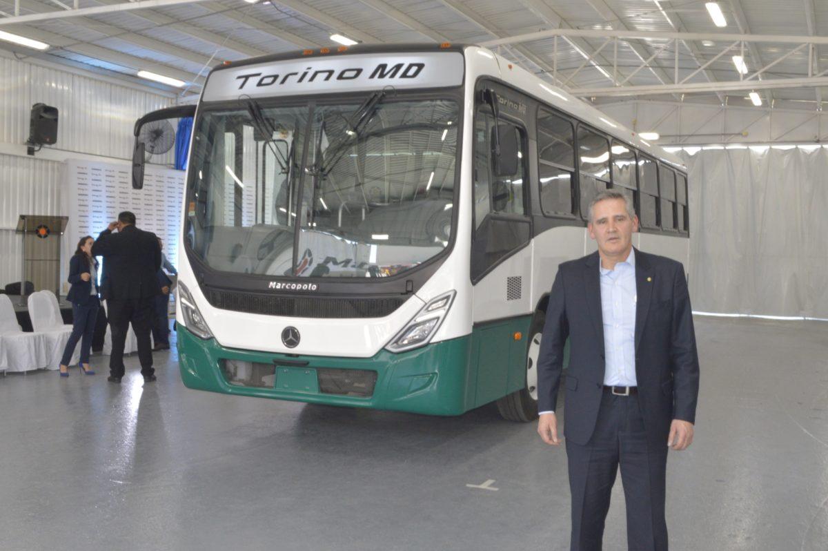 Nuevo Torino MD enriquece el portafolio de Marcopolo en México