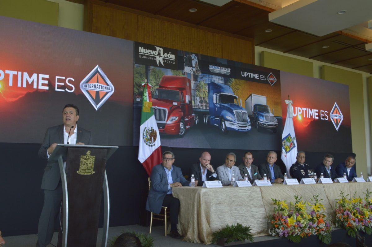Nuevo León, motor para la industria del autotransporte