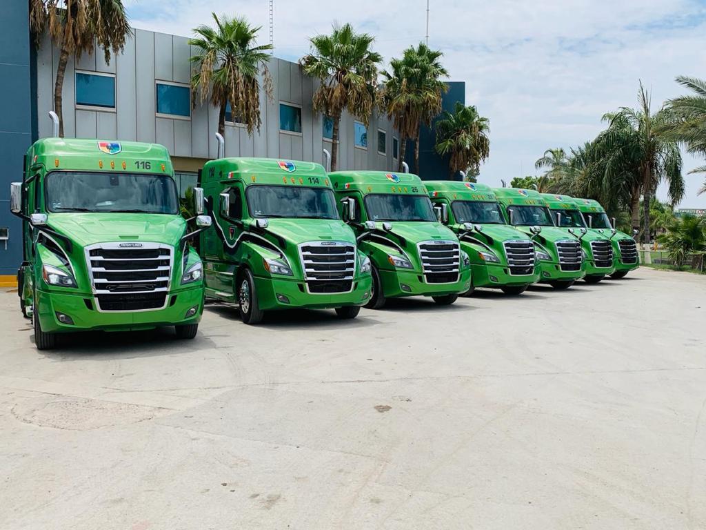 Nuevo Cascadia gana terreno en México; se integra a Transportes Arlequín
