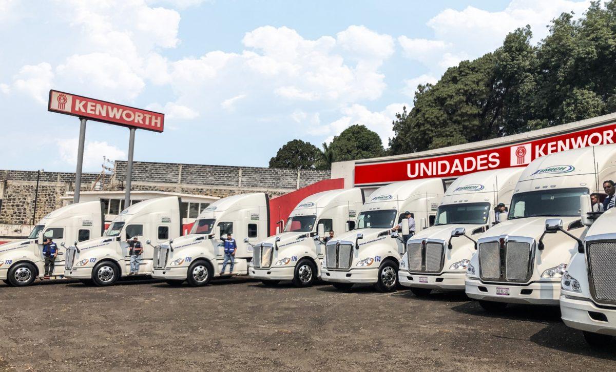 Agrotransportes de Michoacán amplía flota con Kenworth